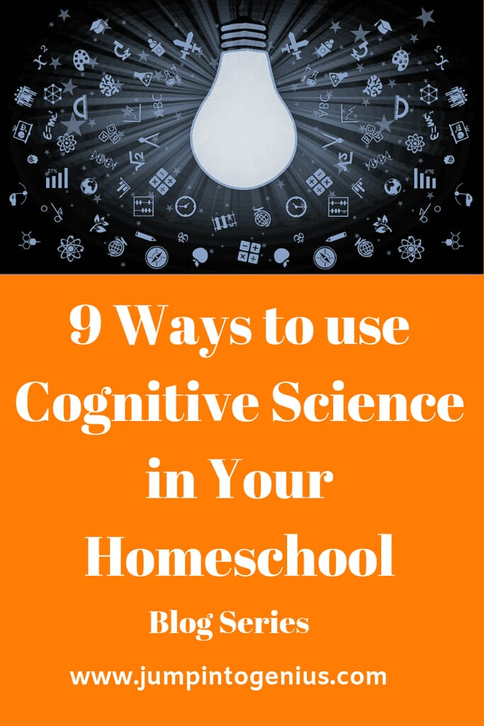 Cognitive Science in Your Homeschool Series Collection