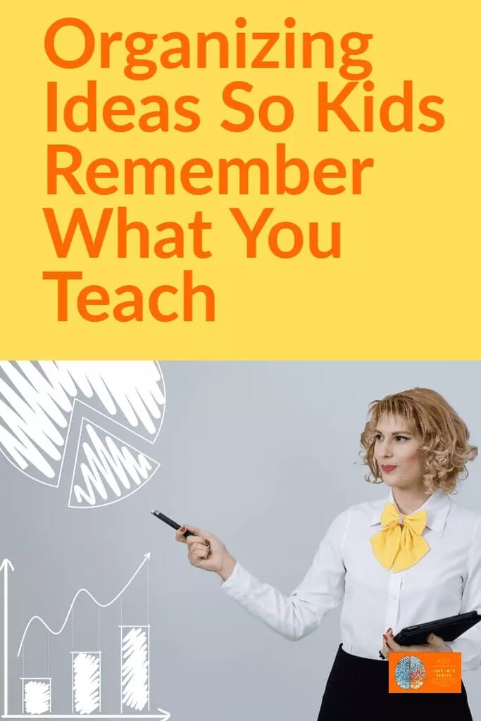 Organizing Ideas so Kids Remember What You Teach