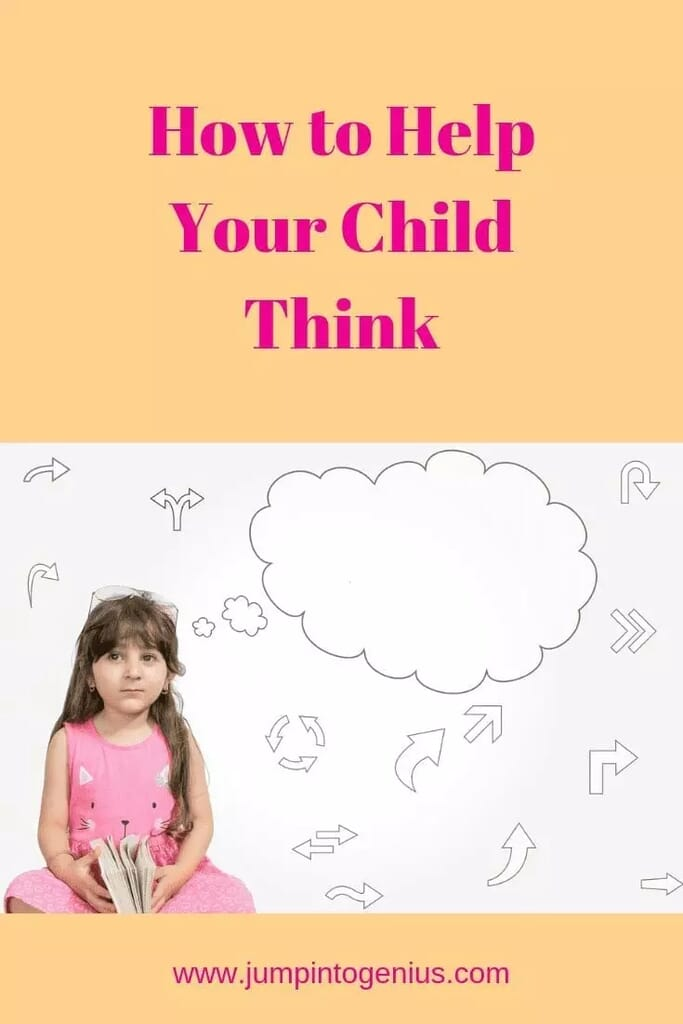 Thinking is Hard-How to Help Your Child Think