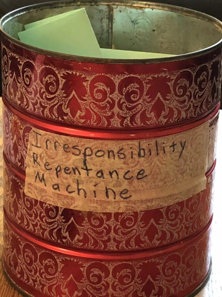 Moms Magic Irresponsibility Repentance Machine