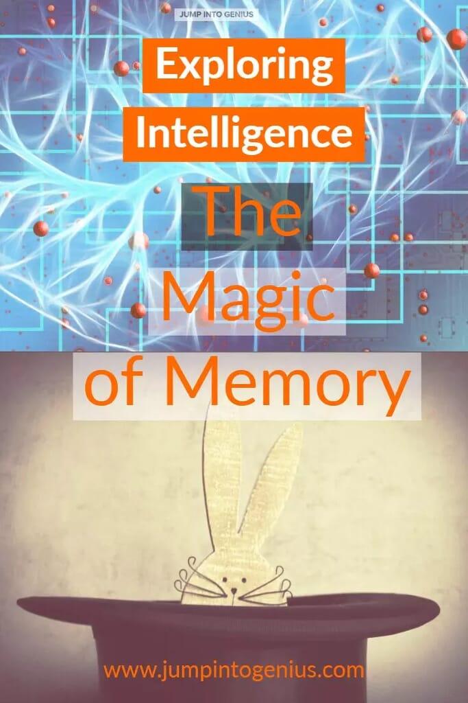 Exploring Intelligence Magic of Memory