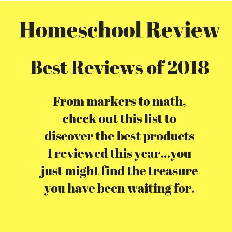 Favorite Reviews of 2018