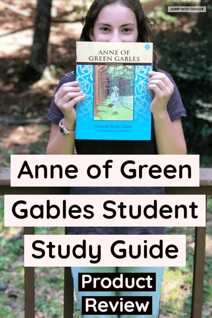 Anne of Green Gable Student Study Guide Product Review
