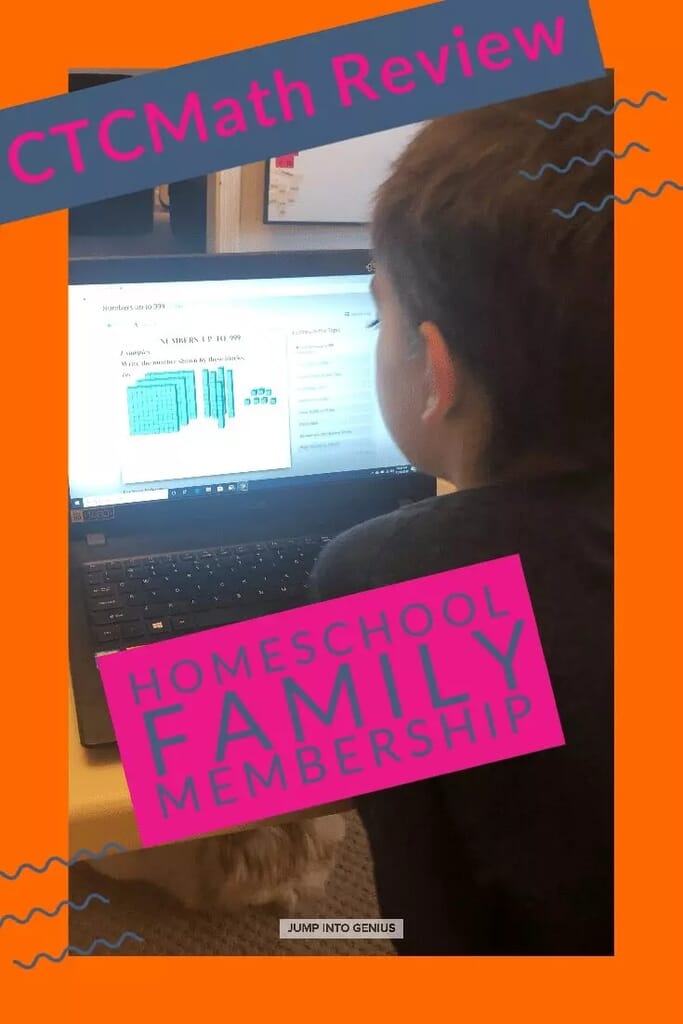 CTCMath Review for Homeschool Family Membership complete online math curriculum from kindergarten to calculus.