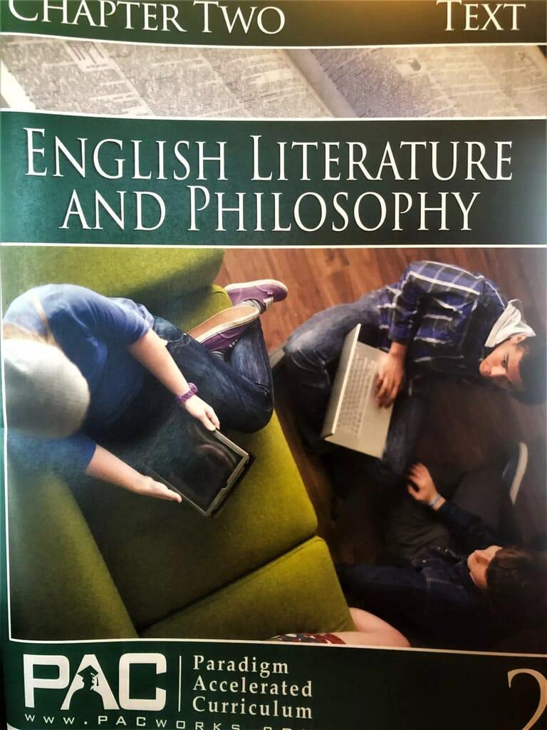 Homeschool Curriculum Review High School Literature and Philosophy.