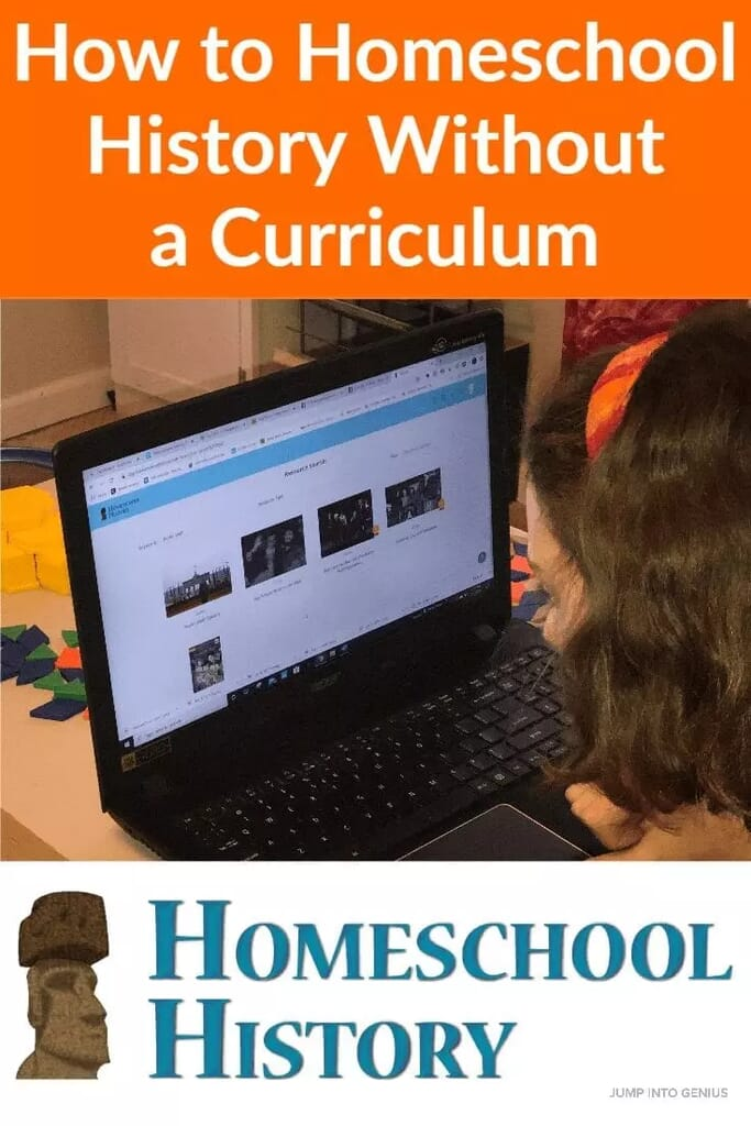 How to Homeschool History Without a Curriculum