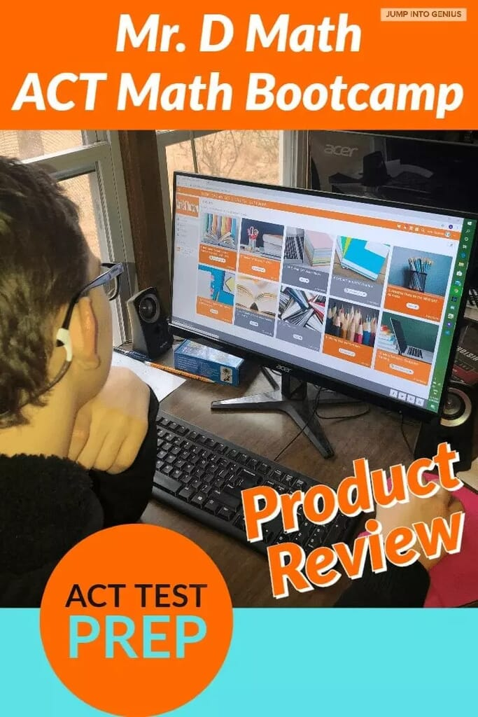 Mr. D Math ACT Math Bootcamp Product Review