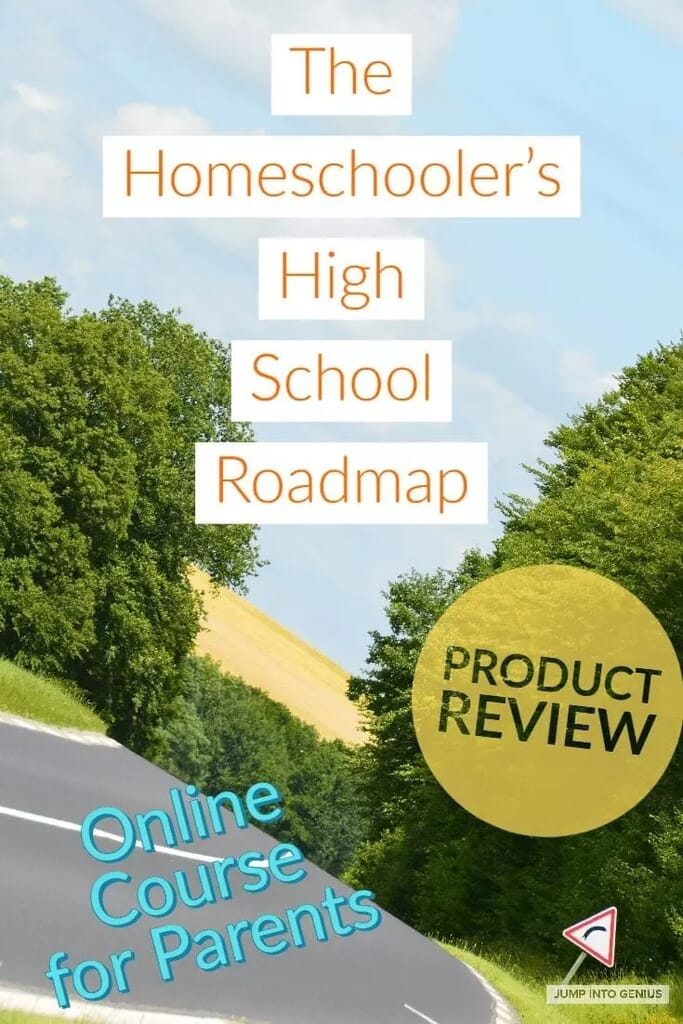 The Homeschooler's High School Roadmap Product Review