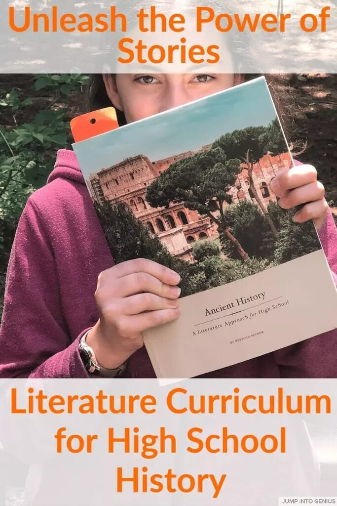 Unlock the Power of Stories - Literature Curriculum for High School History