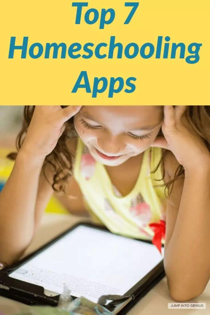 Top 7 Homeschooling Apps