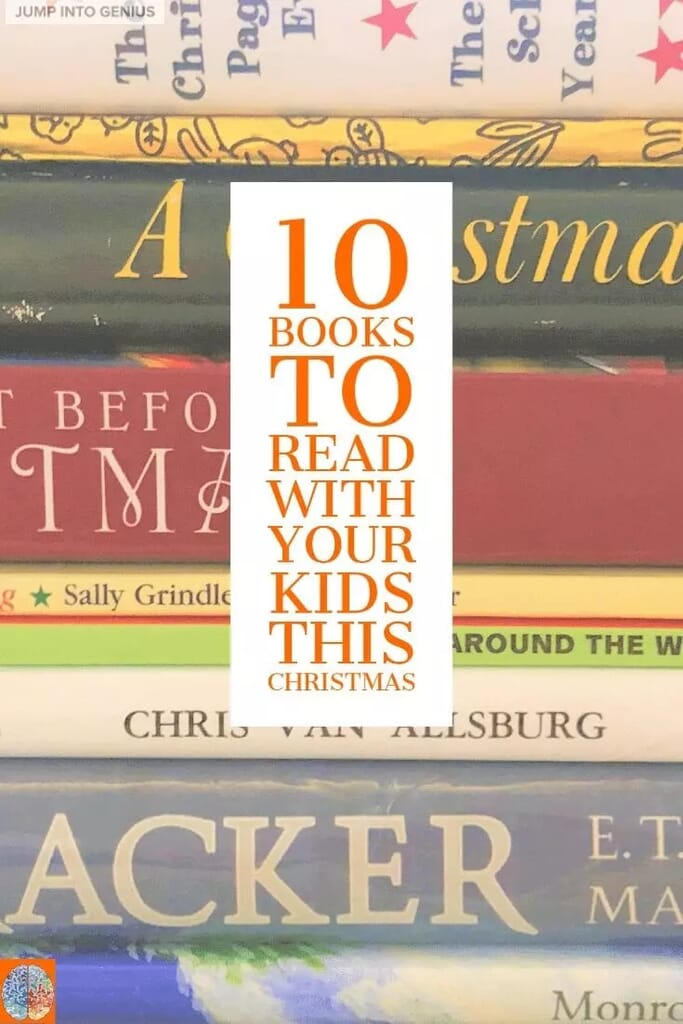 10 Books to Read with Your Kids this Christmas