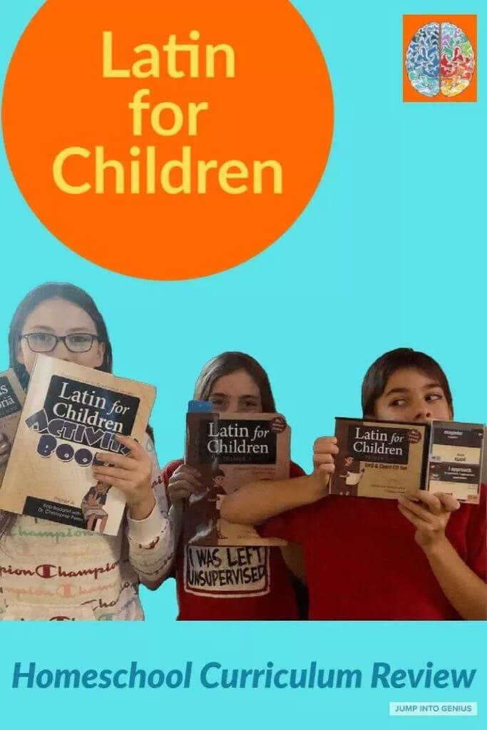 Latin for Children - Homeschool Curriculum Review