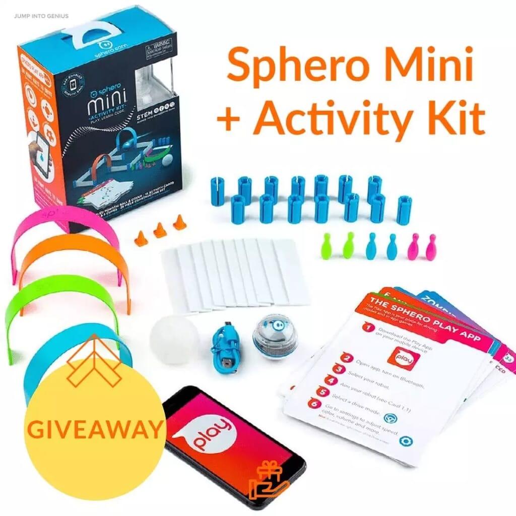 Sphero Mini Giveaway