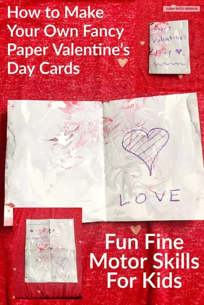 How to Make Your Own Fancy Paper Valentine's Day Cards