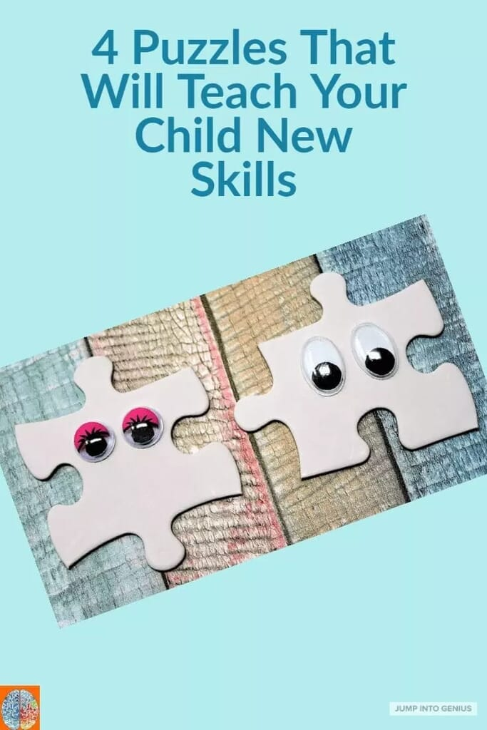 4 Puzzles That Will Teach Your Child New Skills