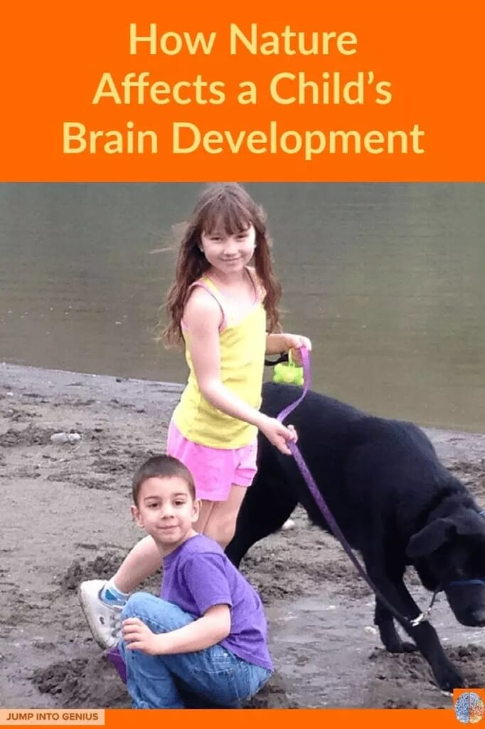 How Nature Affects Child's Brain Development