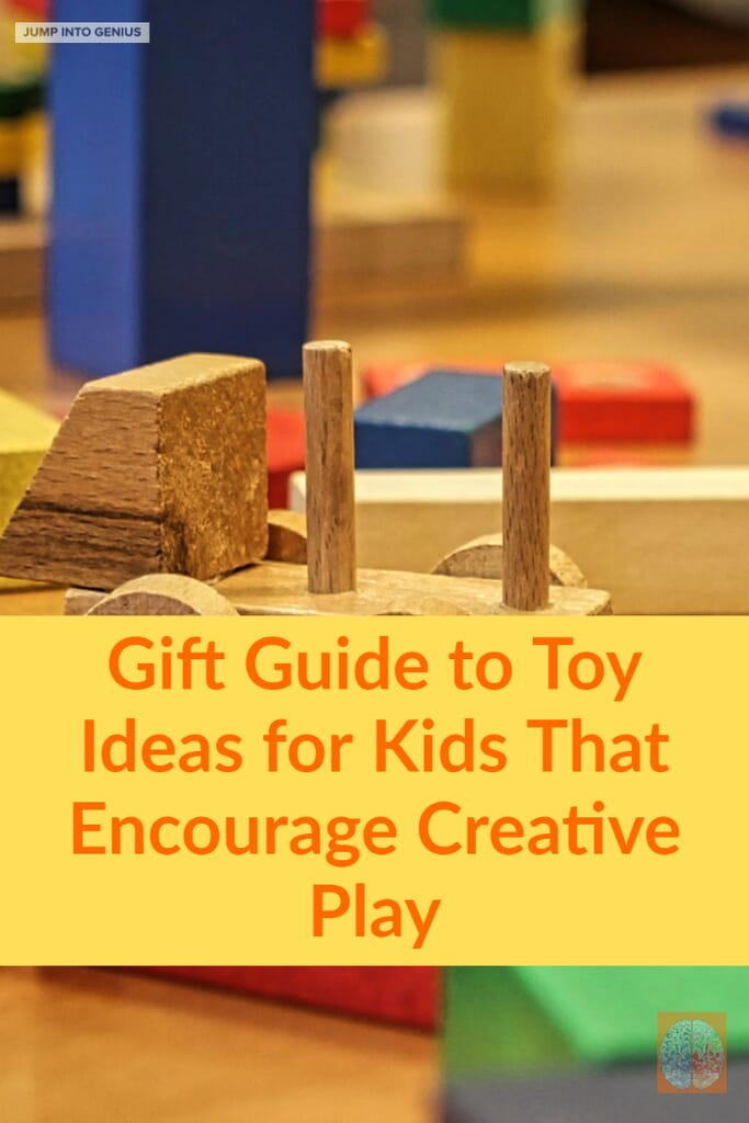 Gift Guide to Toy Ideas for Kids That Encourage Creative Play