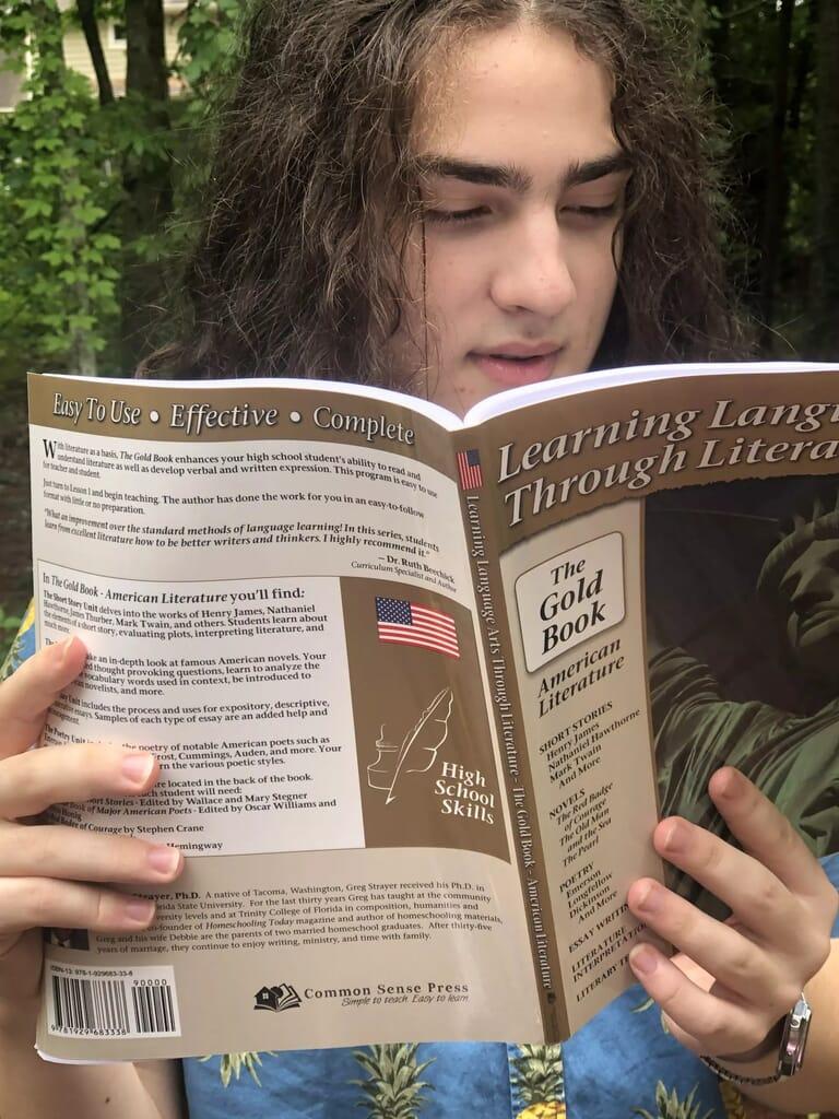 Open & Go High School Homeschool Literature Curriculum